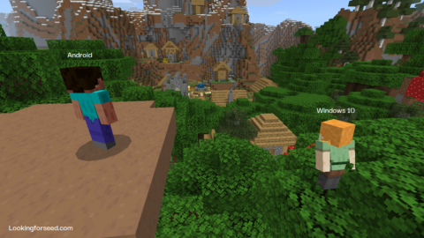 How to Crossplay Minecraft Android and PC (via WLAN)