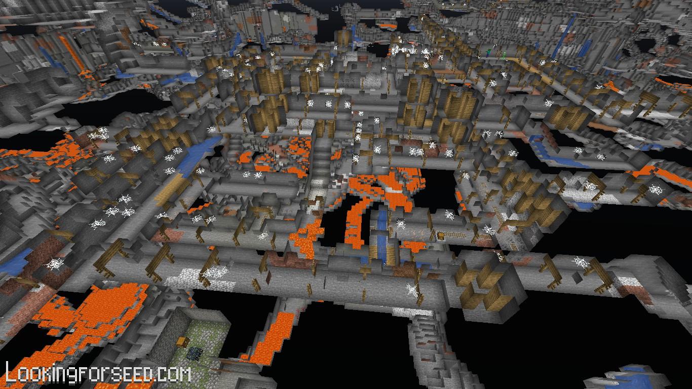 Mineshaft Minecraft