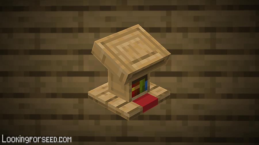 Lectern Minecraft