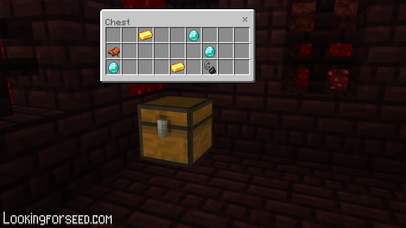 Nether Fortress Chest