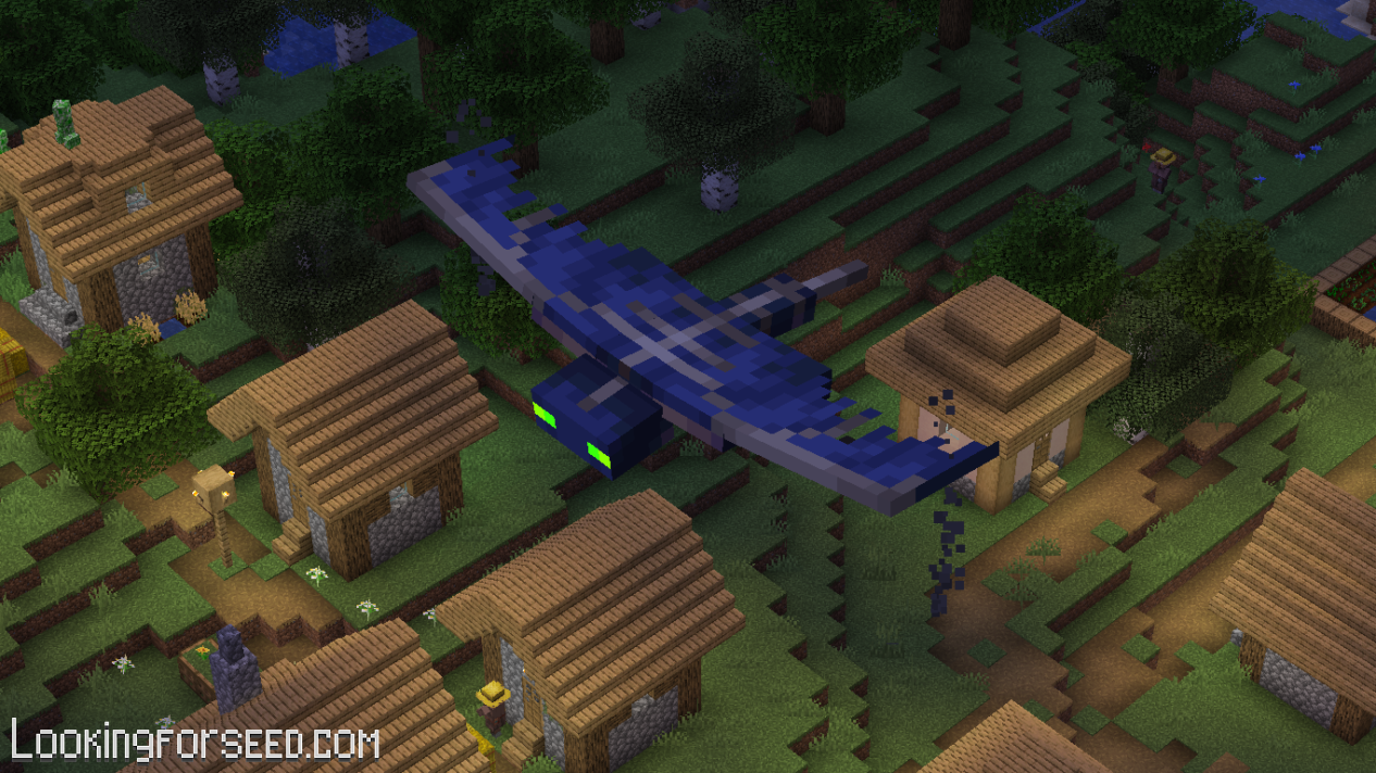 Phantom Minecraft