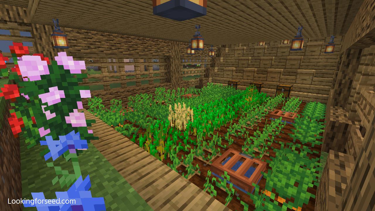 Bee Farm Minecraft