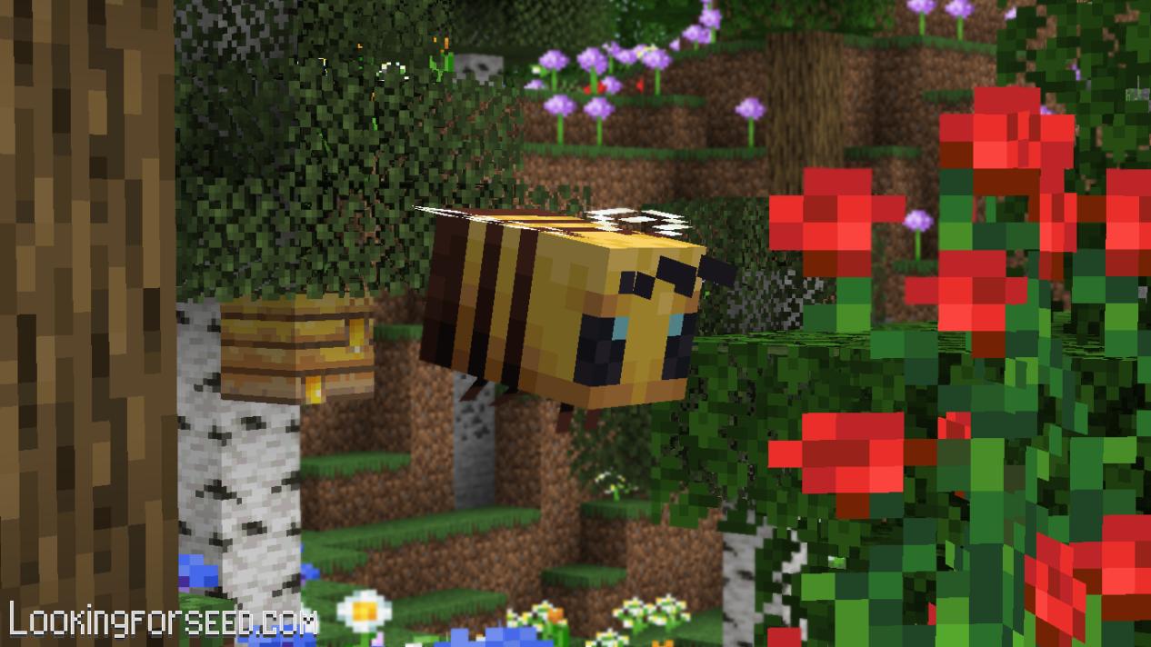 Bee Minecraft