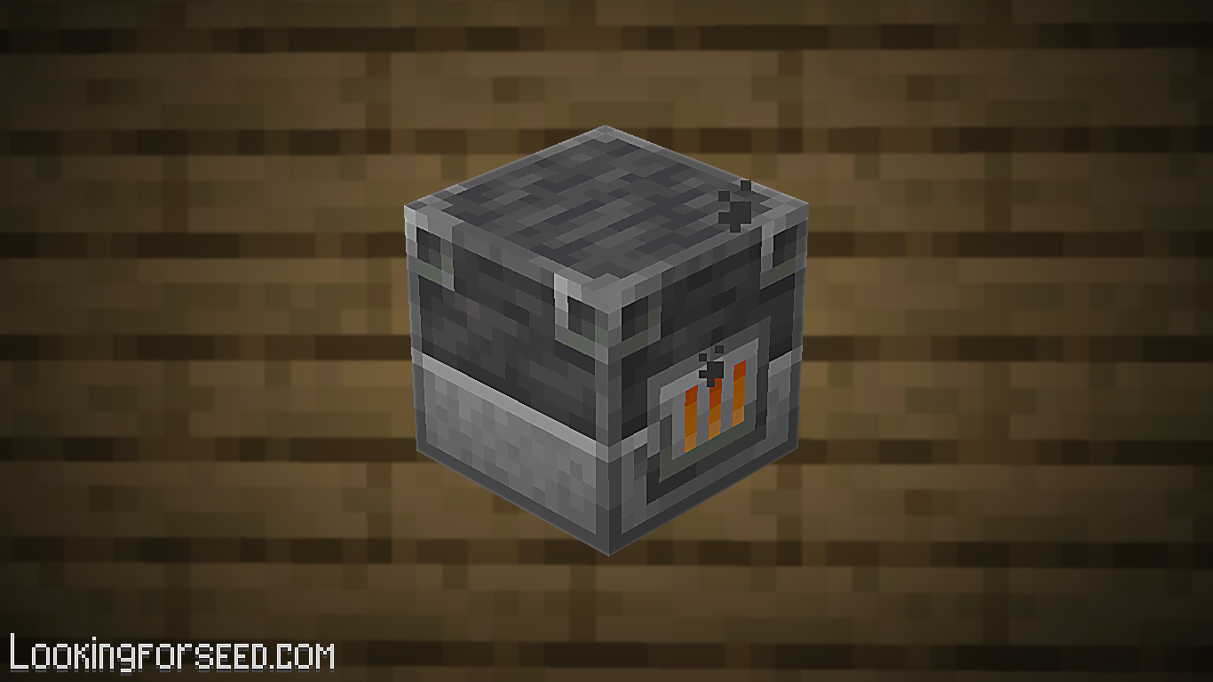 How To Craft And Use Blast Furnace In Minecraft Lookingforseed Com
