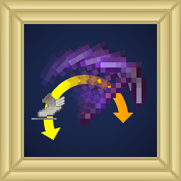 Pickaxe Efficiency Enchantment