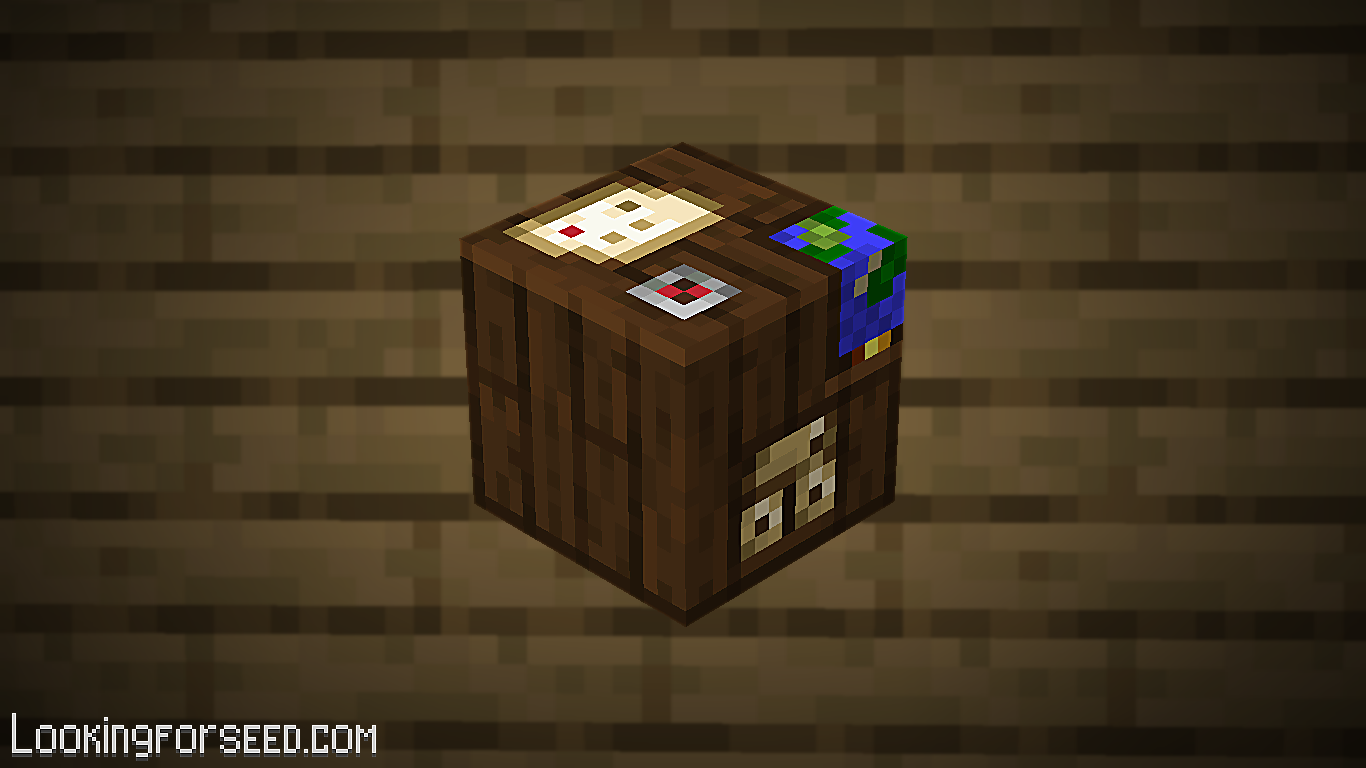 Cartography Table Minecraft
