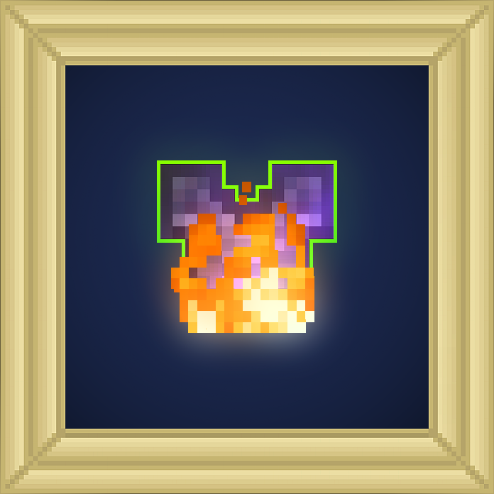 Chestplate Fire Protection Enchantment