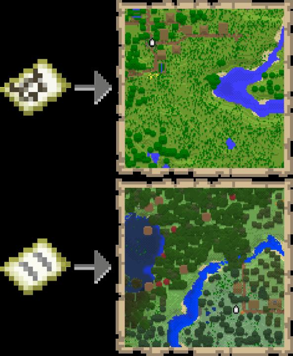 Maps Minecraft
