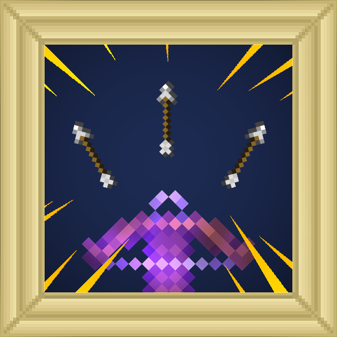 Crossbow Multishot Enchantment