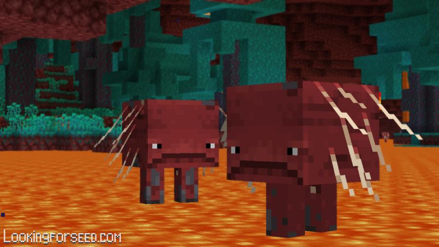 Strider Minecraft