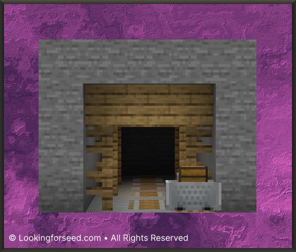 Abandoned Mineshaft Minecraft