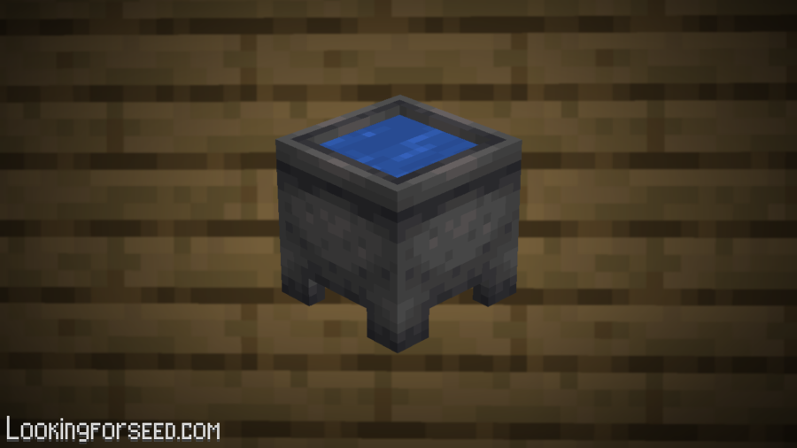 Cauldron Minecraft