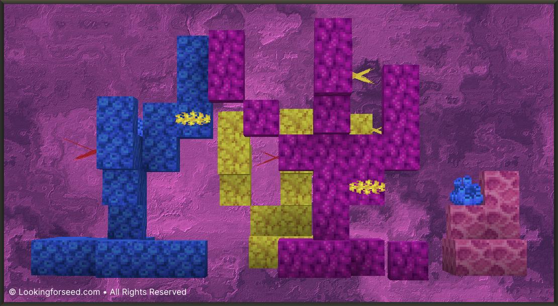 Coral Reefs Minecraft