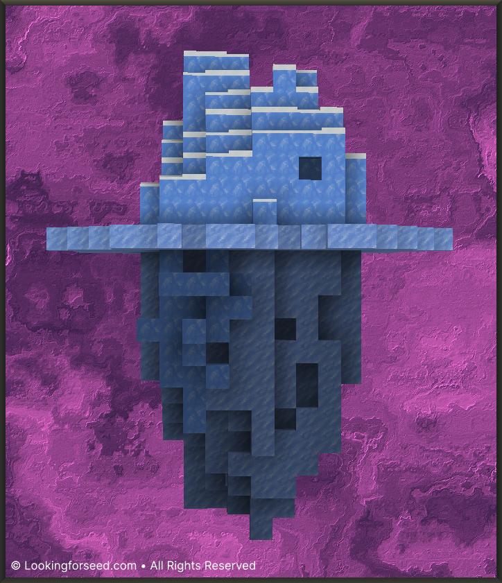 Iceberg Minecraft