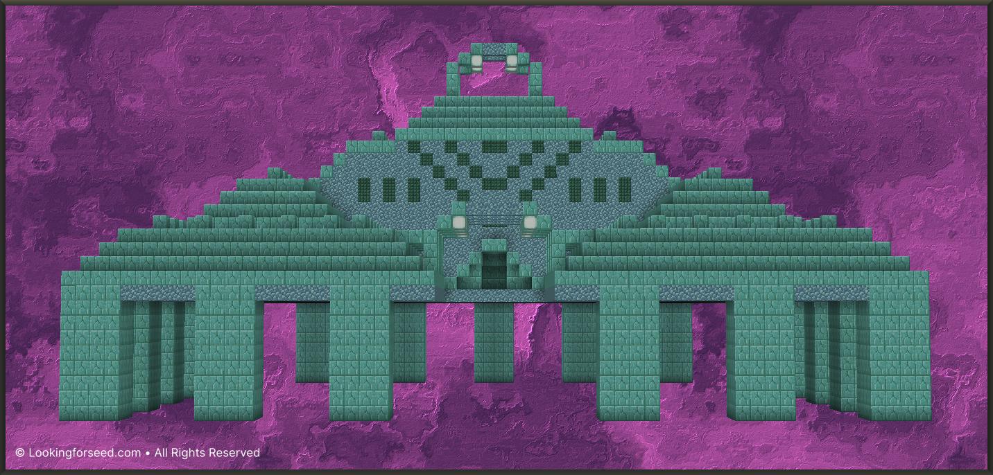 Ocean Monument Minecraft