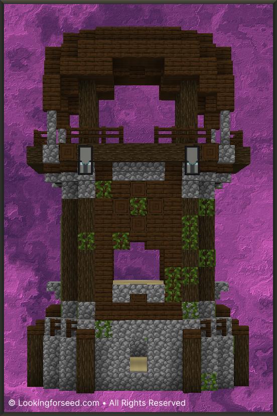 Pillager Outpost Minecraft