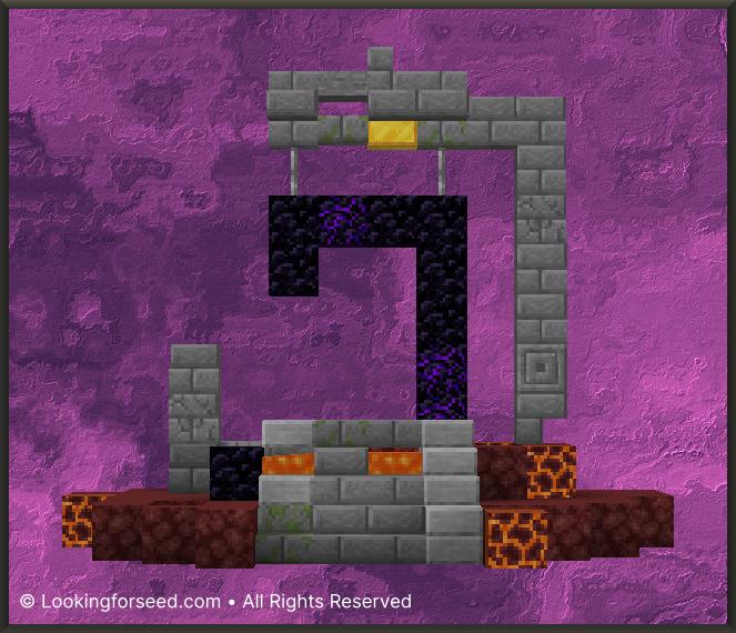 Ruined Portal Minecraft