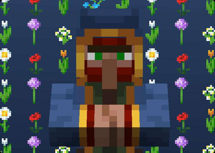 Wandering Trader Minecraft