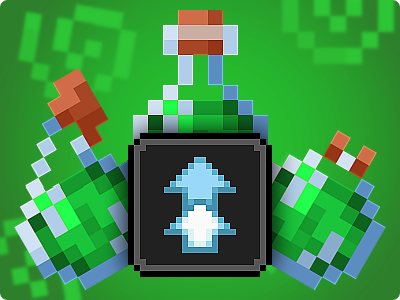 All Potion of Leaping